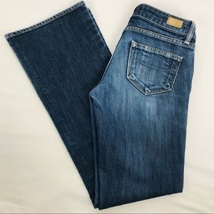 PAIGE Hollywood Hills Bootcut Flare Jeans Sz 26 P